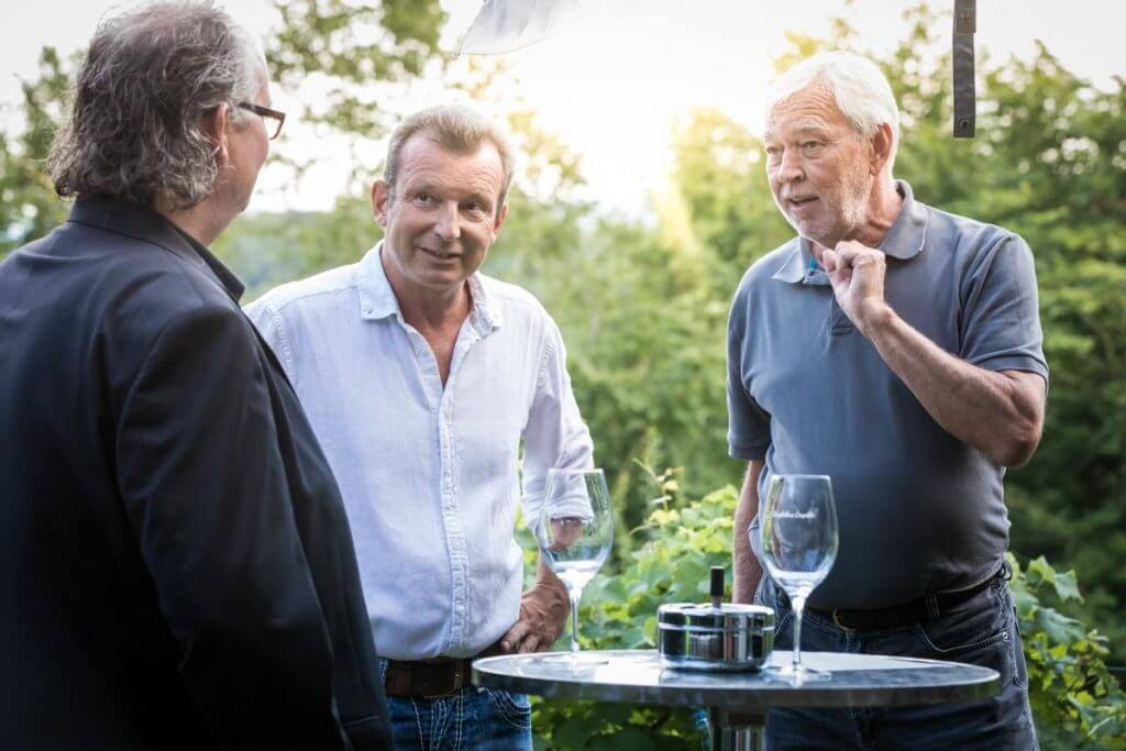 Bergbühne Empelde, Lesen & Kochen, Veranstaltung
