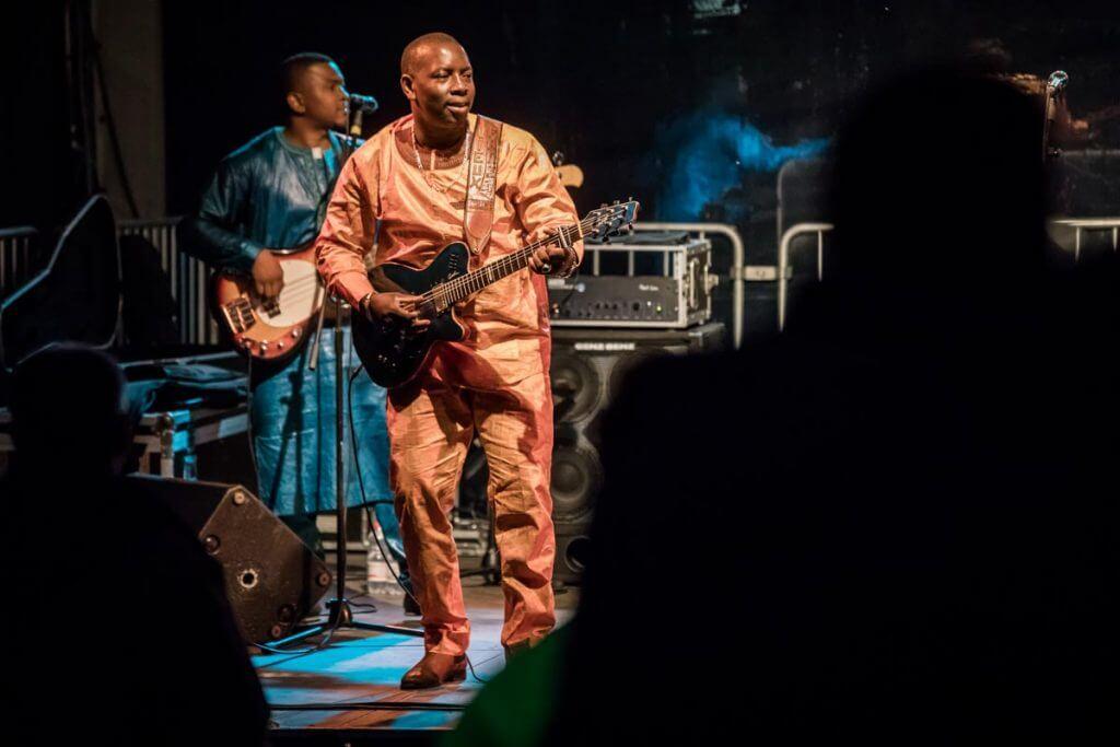 bergbühne Empelde, E&B, Konzert, Vieux Farka Touré